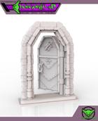 HG3D Iron Door