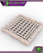 HG3D Iron Grating