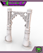 HG3D Indian Archway