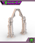HG3D Gothic Archway