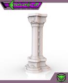 HG3D Gothic Pillar