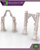 HG3D Freemasons Archs Kit