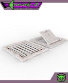 HG3D Freemasons Flooring Kit