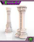 HG3D Freemasons Pillar Kit