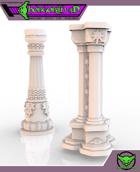 HG3D Freemasons Pillar Kit