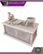 HG3D Egyptian Sem Altar