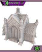 HG3D Abandoned Mausoleum