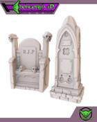 HG3D Noble Gravestones