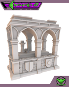 HG3D Open Crypt