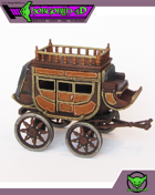 HG3D - Travellers Carriage - Raghaven Collection