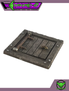HG3D - Tavern Trap Door - Raghaven Collection