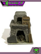 HG3D - Tavern Oven- Raghaven Collection