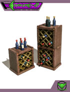 HG3D - Wine Racks - Raghaven Collection
