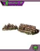 HG3D- Raghaven Hamlet - Log Pile