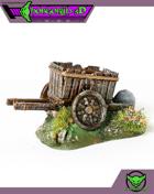 HG3D - Raghaven Hamlet - Hand Cart