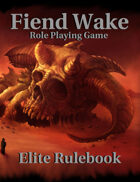 Fiend Wake Elite Rulebook