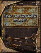 Simpli-6 Companion Volume 1