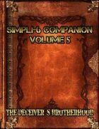 Simpli-6 Companion Volume 5