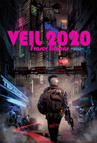 Veil 2020: Minimalist Cyberpunk Action Roleplaying