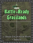 Chibbin Grove: Battle-Ready Grasslands