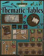Chibbin Grove: Thematic Tables
