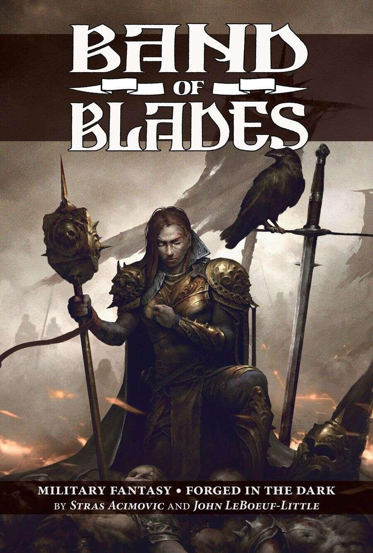Band of Blades - Off Guard Games   DriveThruRPG com