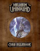 Helheim Unbound: Core Rulebook Sample