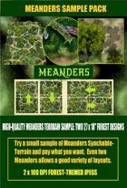 MEANDERS: Synchable-Terrain Maps [Sample Pack]