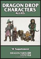 Dragon Drop Characters: Allies
