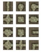 GeoQuester Gaming Tiles - Series 01