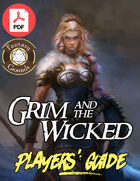 Grim and the Wicked Players' Guide - Free Preview 1