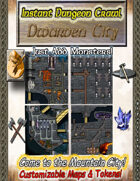 Instant Dungeon Crawl: Dwarven City