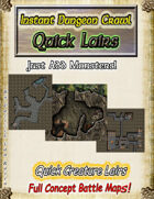 Instant Dungeon Crawl: Quick Lairs
