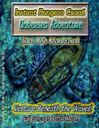 Instant Dungeon Crawl: Undersea Adventure