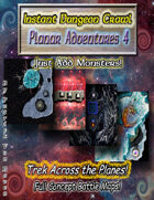 Instant Dungeon Crawl: Planar Adventures 4