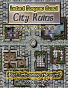 Instant Dungeon Crawl: City Ruins