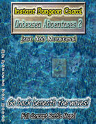 Instant Dungeon Crawl: Undersea Adventure 2