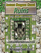 Instant Dungeon Crawl: Ruins