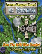Instant Dungeon Crawl: Air Adventures