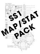 SS1 Map/Stat Pack