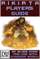 Rikirta Players Guide-Dungeon World