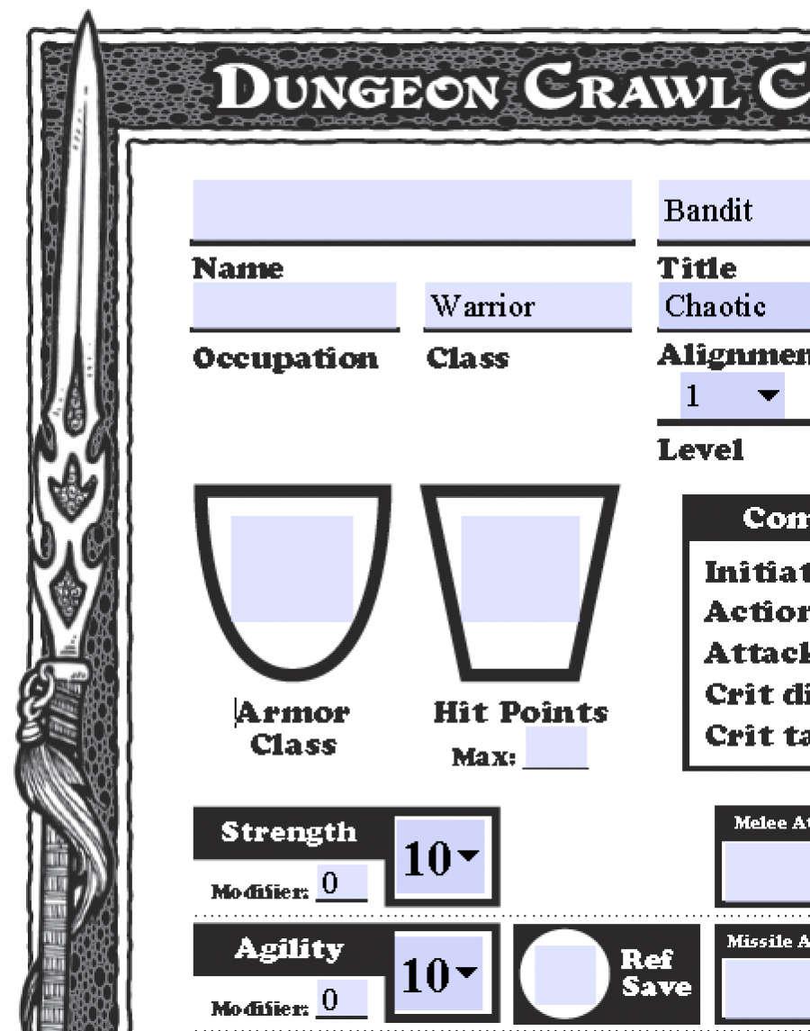 dungeon crawl classics core pdf