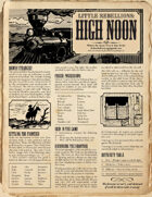 Little Rebellions: High Noon