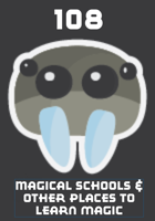 [Megalist] 108 Magical Schools & Other Places to Learn Magic
