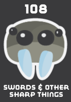 108 Swords, Polearms, & Other Sharp Things from East Asia and India