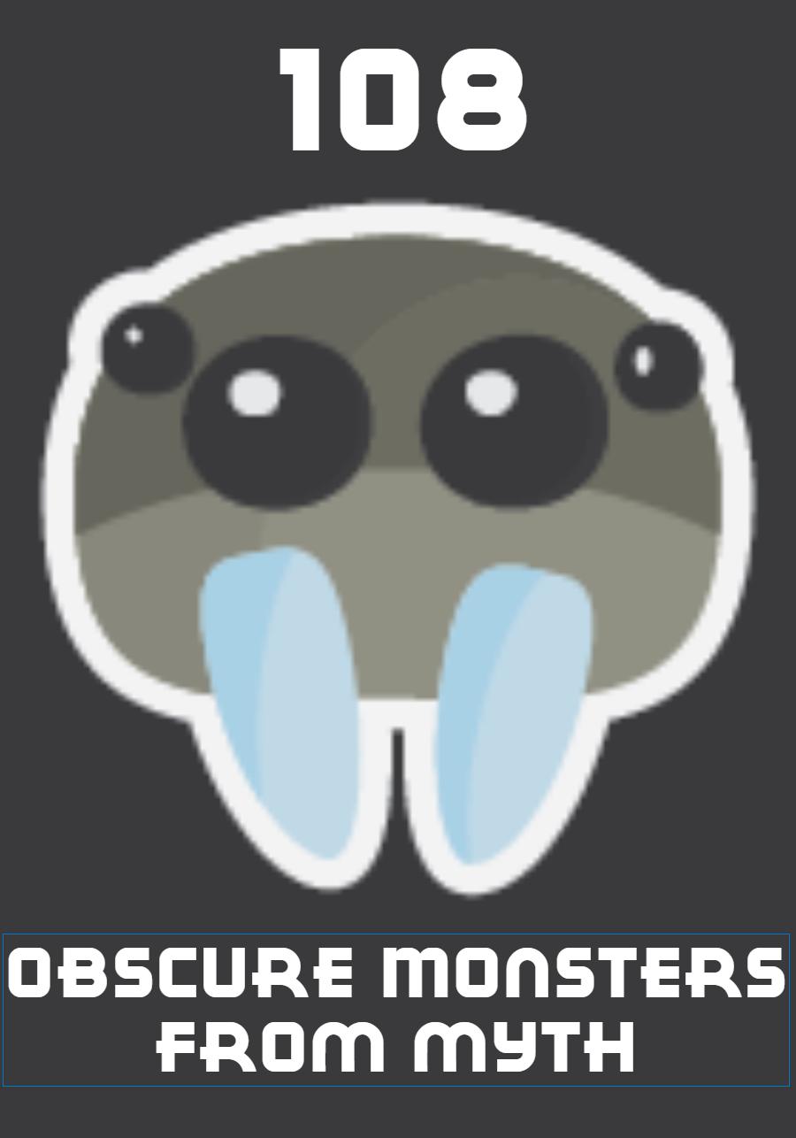 [Megalist] 108 Obscure European Monsters + Adventure Seeds, Setting Ideas, etc.