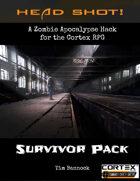 Head Shot: Survivor Pack
