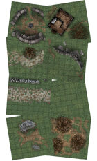 Adventure Realm Wilderness Map Tiles