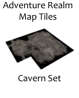 Adventure Realm Cavern Map Tiles