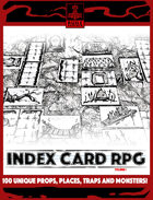 INDEX CARD RPG Vol. 1